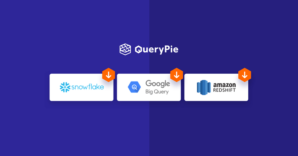 How to connect to Snowflake, BigQuery and Redshift via QueryPie